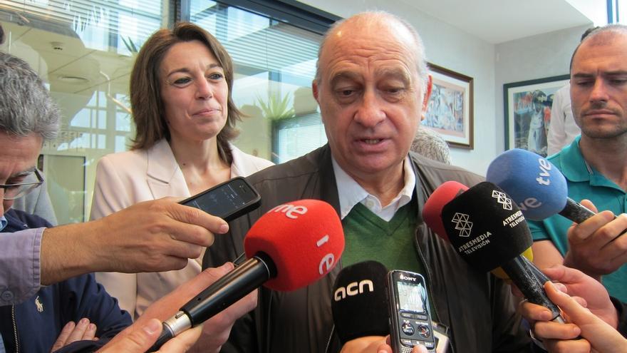 Fernández Díaz (PP) avisa a los votantes de Unió que el voto en blanco favorece a ECP