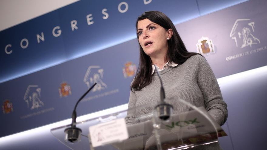 """Vox reta al Gobierno a dejarse de """"excusas"""" porque la reforma del delito de sedición es un mero pago de facturas a ERC"""