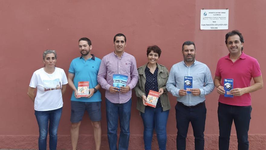 Los programas formativos de Radio Ecca se reforzarán en Breña Baja.
