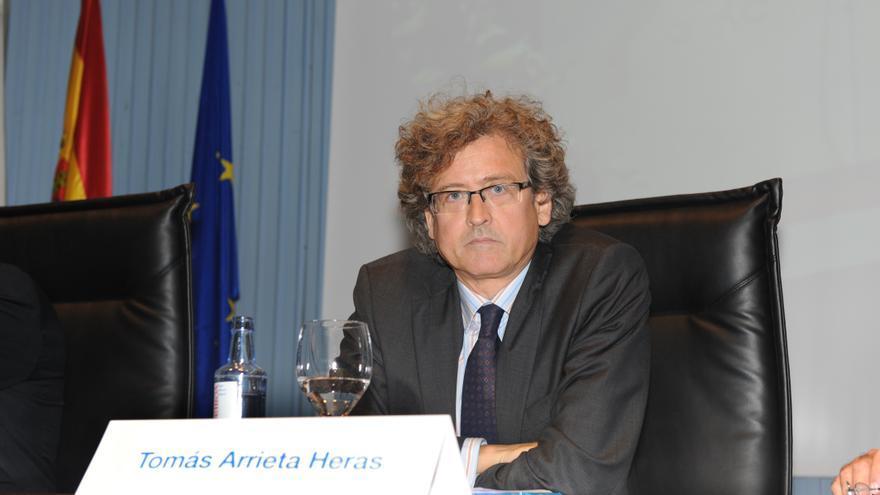 Tomás Arrieta, presidente del Consejo de Relaciones Laborales (CRL)