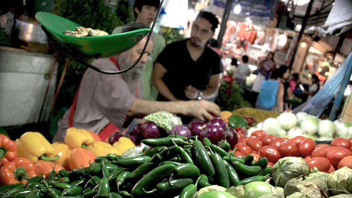 Los precios de los alimentos muestran aumentos por encima del promedio