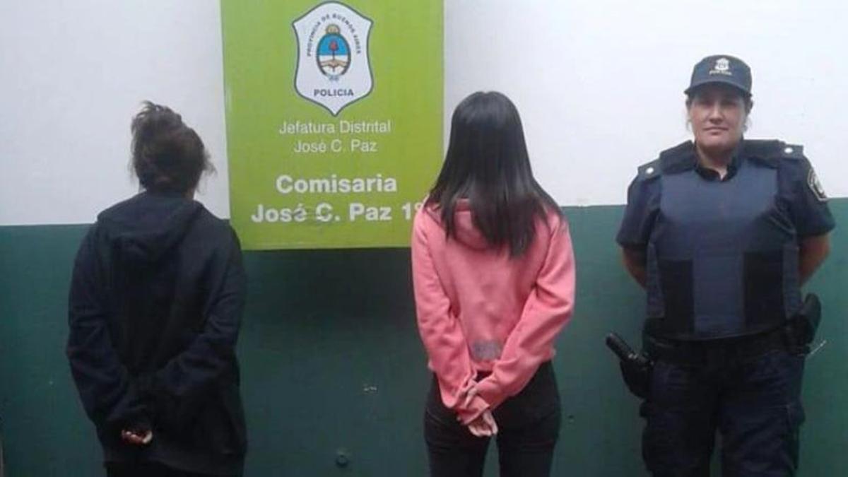 Paola Córdoba y su hija Milagros fueron detenidas luego del crimen en marzo de 2019.