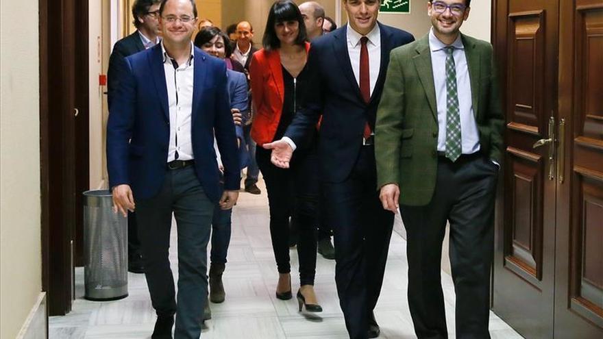 Sánchez inicia hoy el proceso de negociación para intentar formar gobierno