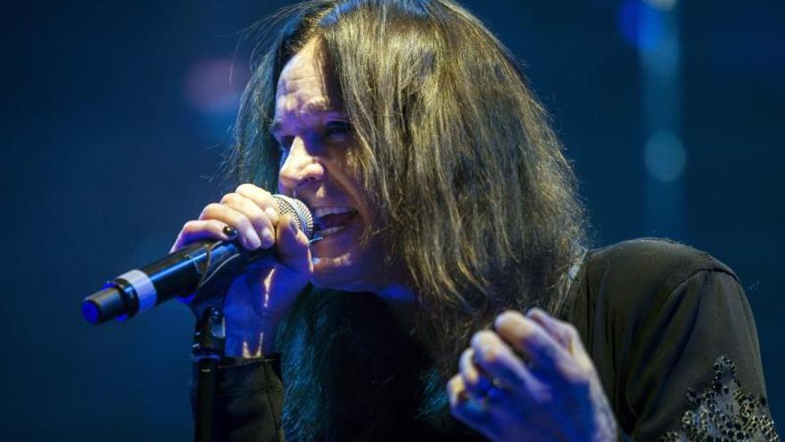 El cantante británico Ozzy Osbourne.