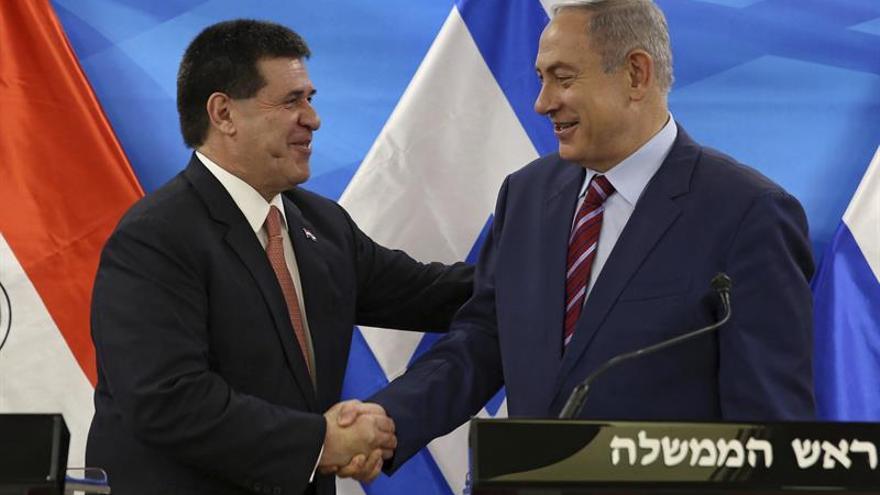 La OLP condena la visita del presidente de Paraguay a la Ciudad Vieja de Jerusalén