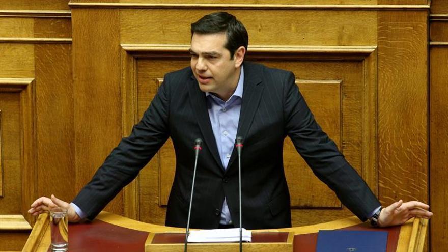 El Parlamento griego aprueba las reformas de las pensiones y la fiscal