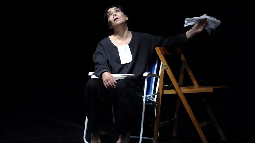 La coreógrafa Mónica Valenciano.