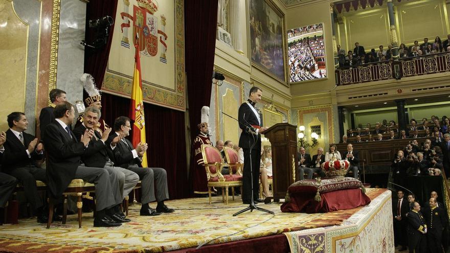 El Congreso acepta tramitar la propuesta de UPyD de jerarquizar sueldos de políticos tras excluir al Rey y los diputados