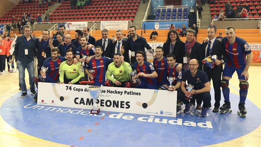 Barcelona hockey