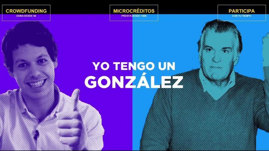 Campaña de financiación de Podemos