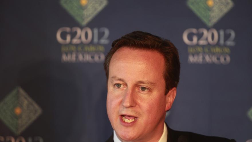 Cameron se reúne con Rousseff en el epílogo de su visita de dos días a Brasil