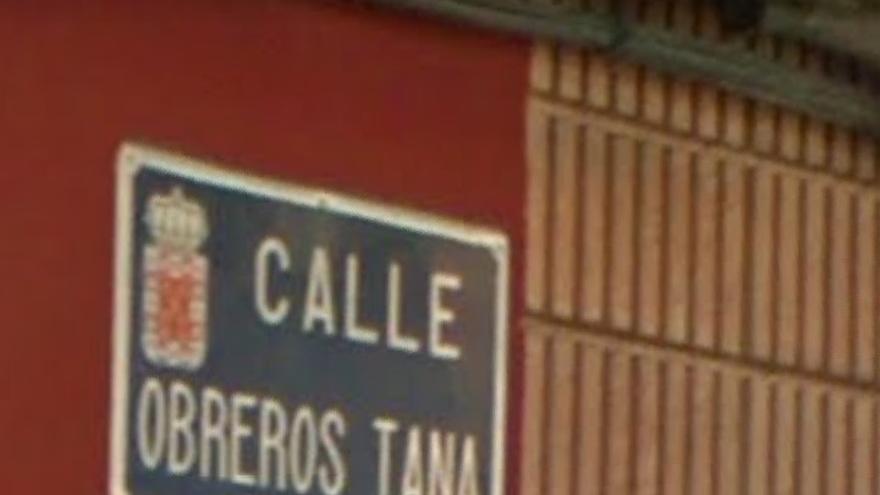 Calle Obreros de la Tana, Beniaján