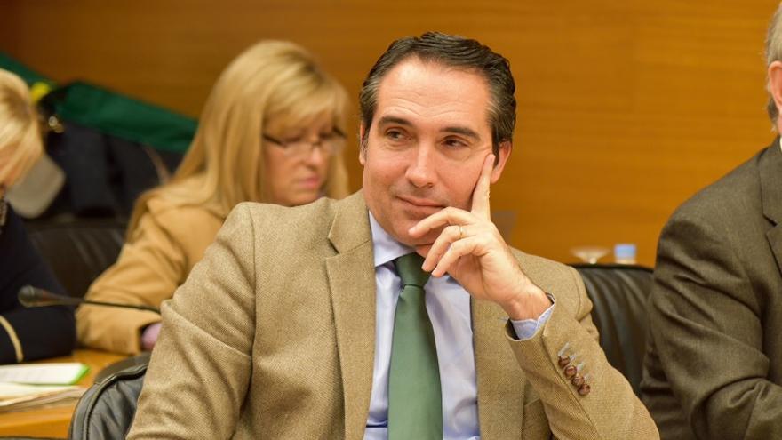 Rubén Ibáñez, diputado del PP en las Corts Valencianes