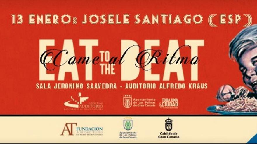Eat to the beat Josele Santiago. Auditorio Alfredo Kraus.