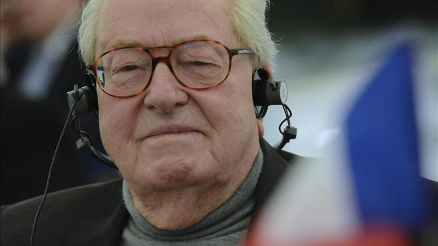 """Jean-Marie Le Pen también tiene una cuenta en Suiza, según """"Médiapart"""""""