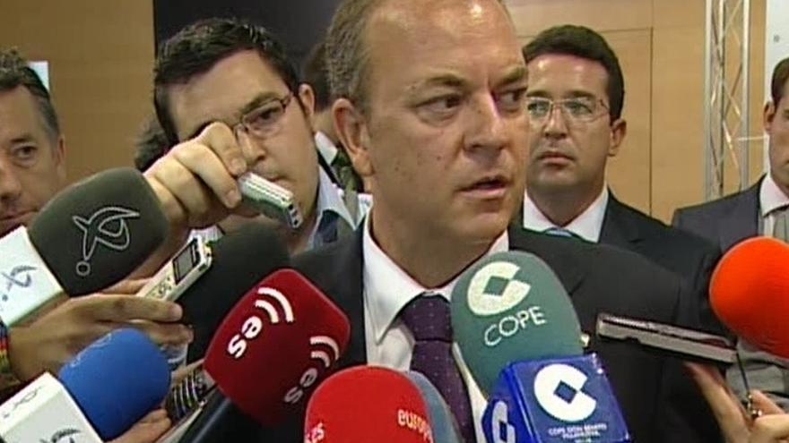 """Monago dice que el Pacto Fiscal Catalán """"es un toro que hay que devolver a los corrales"""" por """"sentido común"""""""