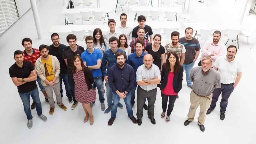 Estudiantes de un máster en ingeniería y de un doble grado de la UPNA diseñan 5 proyectos de empresa con ayuda de CEIN
