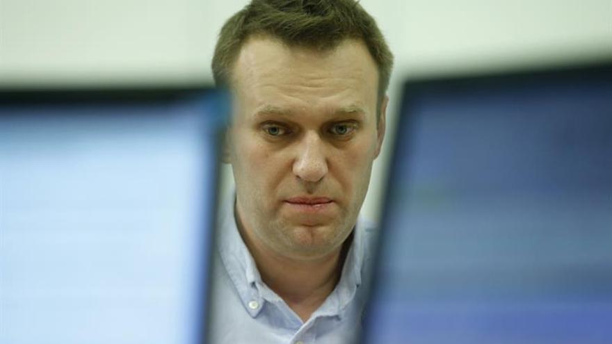Miles de opositores protestan contra la corrupción en diversas ciudades rusas