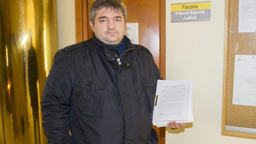 """El presidente de la FCF muestra su """"total tranquilidad"""" por la 'operación Soule' y niega registros en la sede cántabra"""