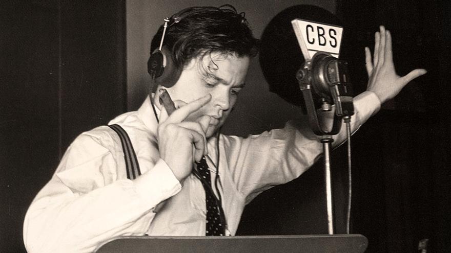 Orson Welles marcó un hito con la emisión de la Guerra de los Mundos