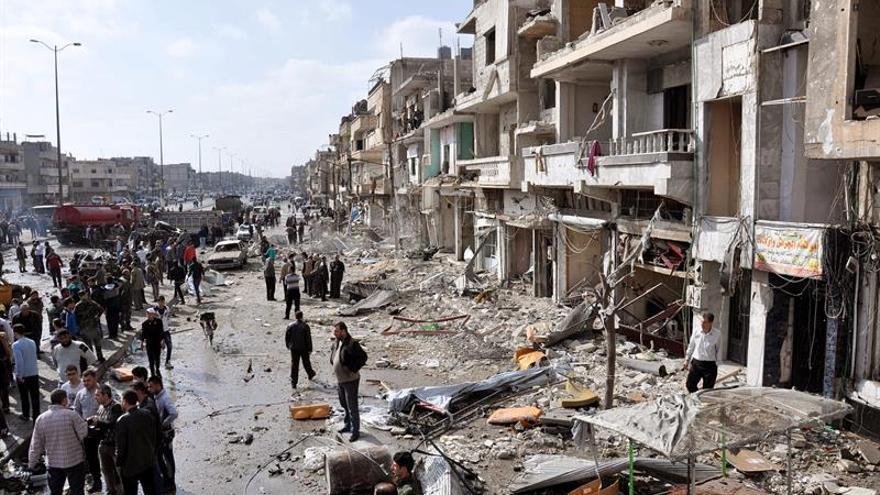 Solo la mitad de los sirios en las áreas de difícil acceso han obtenido ayuda