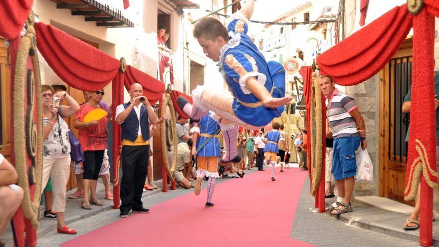 Una de las actividades celebradas en el marco del Sexenni