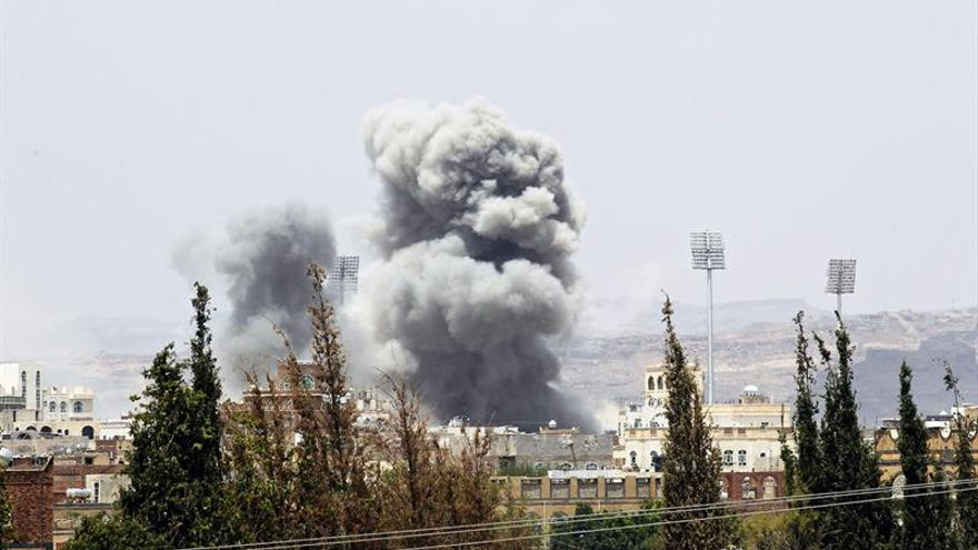 EE.UU. bombardea en Libia al EI y asegura haber matado a 17 terroristas