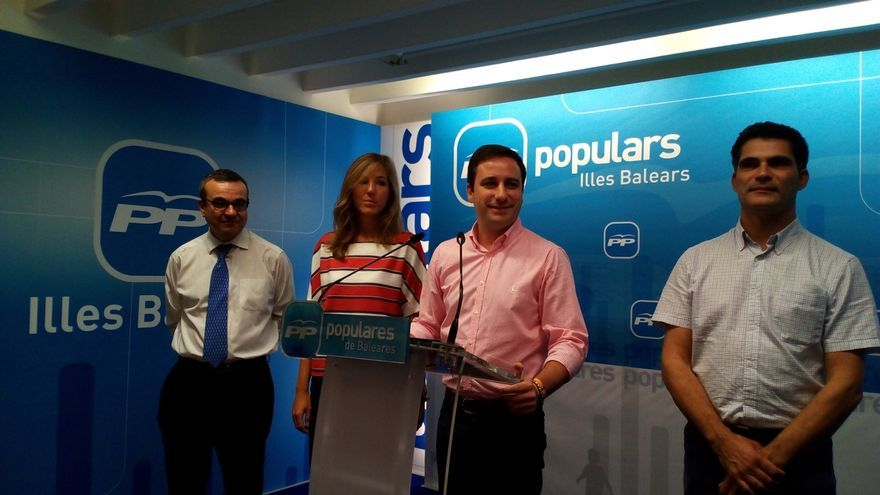 """El PP balear comienza el martes su conferencia política para definir """"cómo debe ser el partido"""""""