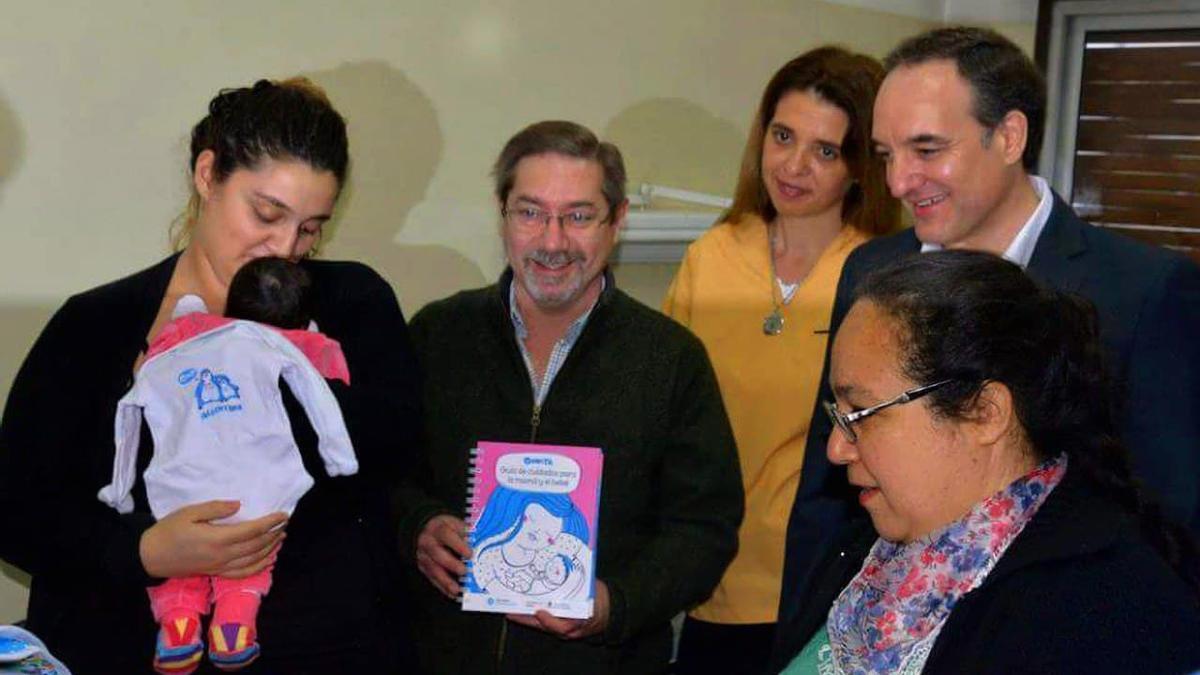 """El senador de Rio Negro, Martín Doñate (FDT) presentó esta semana un proyecto para reconstituir por ley el plan """"qunita"""" y retomar el programa nacional."""