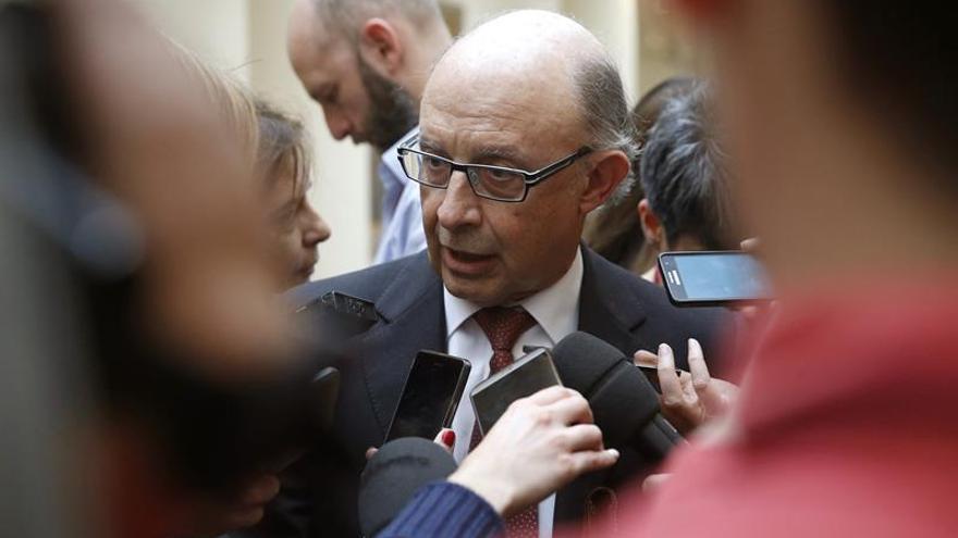 Los Presupuestos afrontan 7 enmiendas a la totalidad mientras el PNV negocia