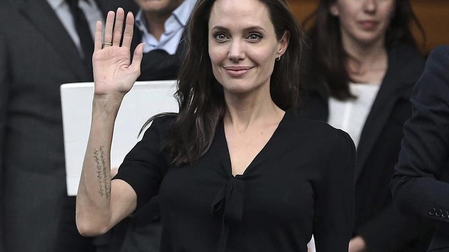 Angelina Jolie impartirá clases en la London School of Economics sobre mujeres y conflictos