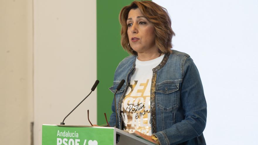 Las primarias del PSOE andaluz dejan en suspenso el poder orgánico de Susana Díaz y le retiran el control del censo de militantes