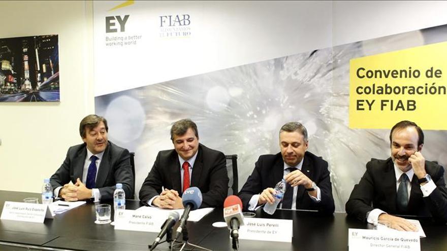 EY y FIAB colaborarán en apoyo y promoción de la industria agroalimentaria