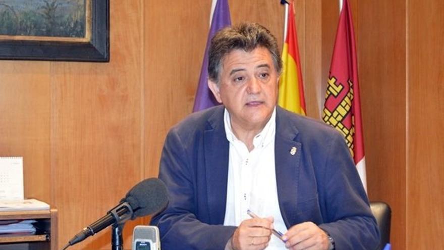 Leopoldo Sierra, alcalde de Daimiel (Ciudad Real)