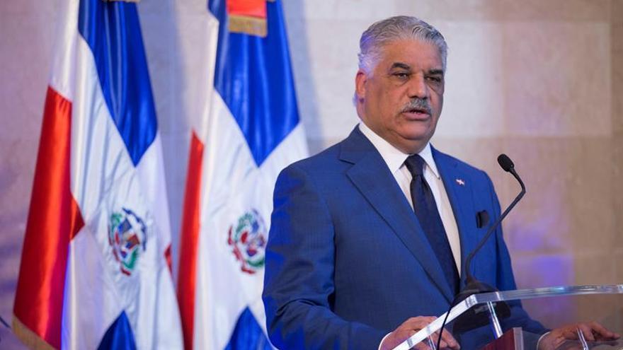 R.Dominicana rechaza que intervención militar solucione crisis en Venezuela
