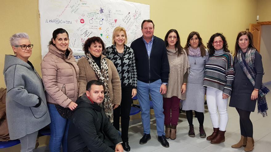 Inaugurado un nuevo centro especializado de atención a víctimas de violencia de género en Ceutí