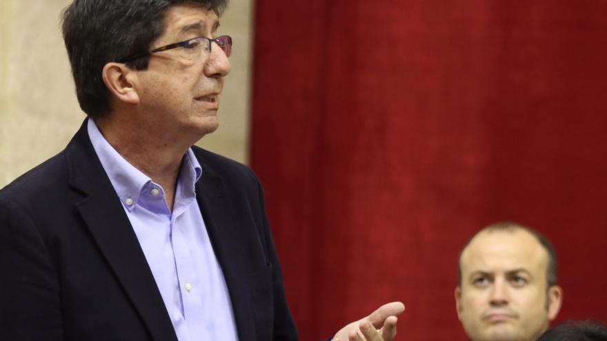 """Cs pide comparecencia de Carnero en el Parlamento sobre la tarjeta en la Faffe porque sus explicaciones """"no convencen"""""""