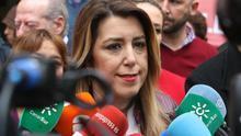 """Díaz condena el crimen de Estepona, """"el horror de la sinrazón machista"""" en el que """"no caben medias tintas"""""""