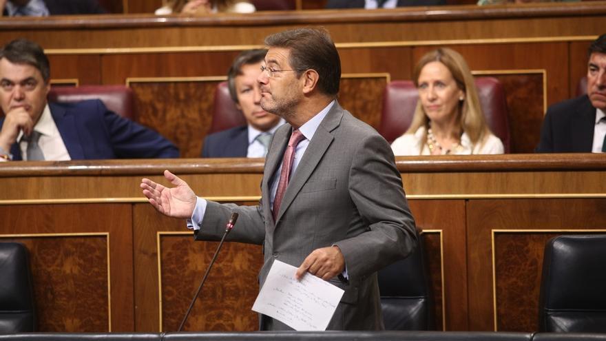 """Catalá considera que la instrucción de la jueza del TSJC no supone diferencias """"ni en el fondo, ni en el timing"""""""