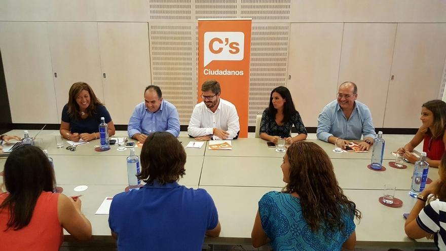 """Hervías, tras procesamiento del PP por los ordenadores de Bárcenas: """"Se evidencia que C's no puede darle un sí a Rajoy"""""""