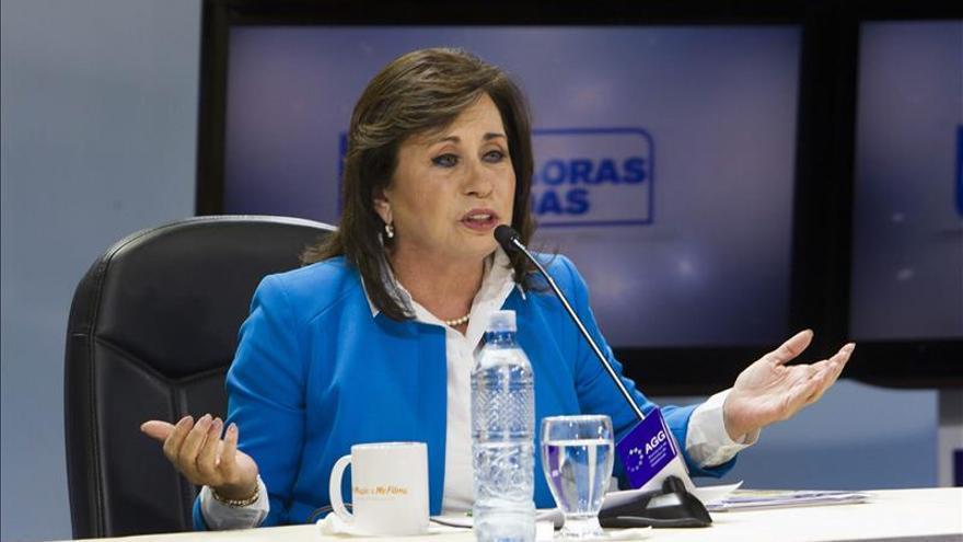 Torres cierra la campaña electoral pidiendo a los pobres de Guatemala su voto
