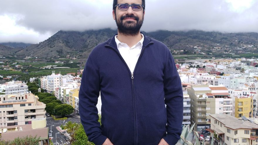 Felipe Ramos es el nuevo coordinador de Izquierda Unida Canaria en La Palma.