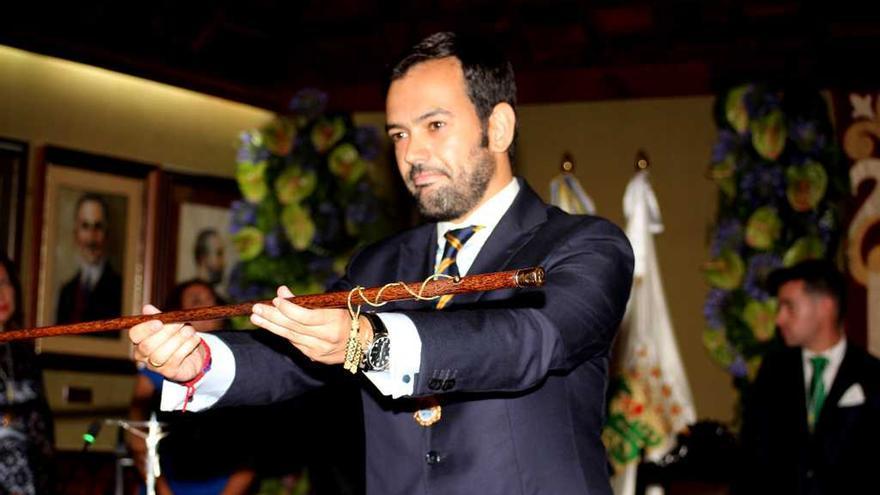Lope Afonso, alcalde del PP en Puerto de la Cruz