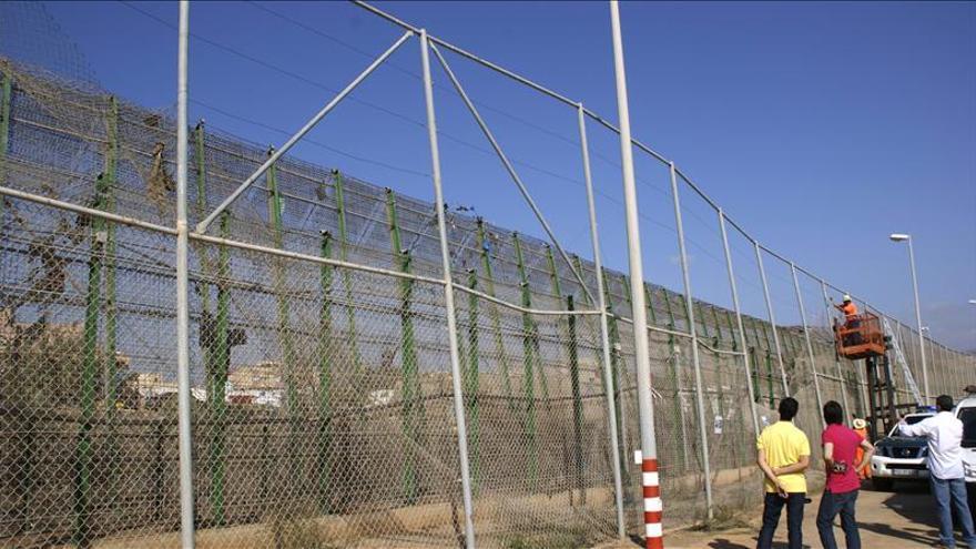 """UFP denuncia las agresiones """"diarias"""" que sufren los agentes en la frontera"""