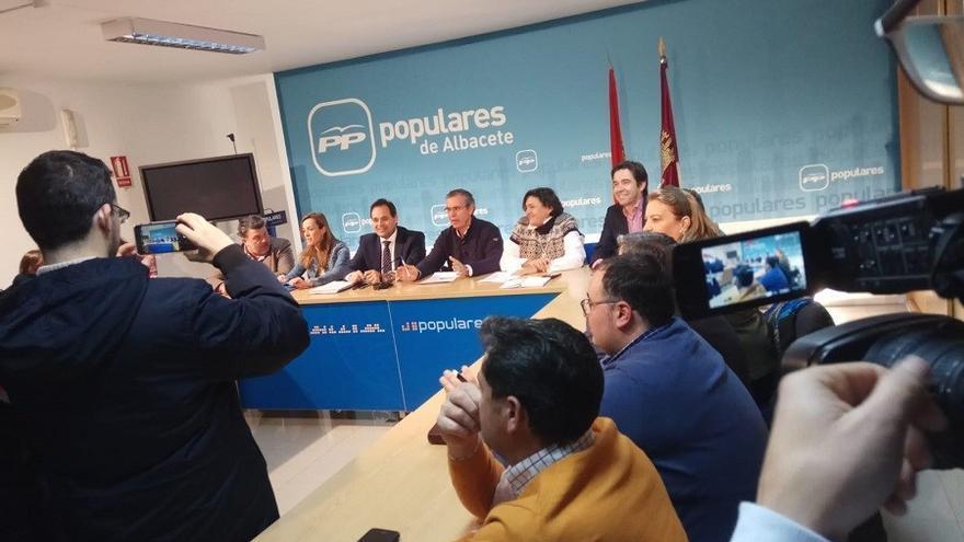 Comité Provincial PP Albacete