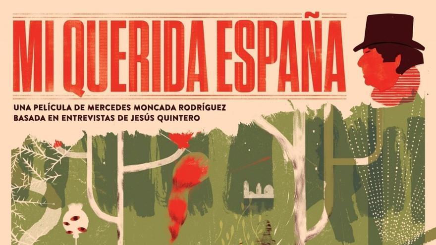 """""""Mi querida España"""", un documental de Mercedes Moncada sobre la historia reciente de España"""