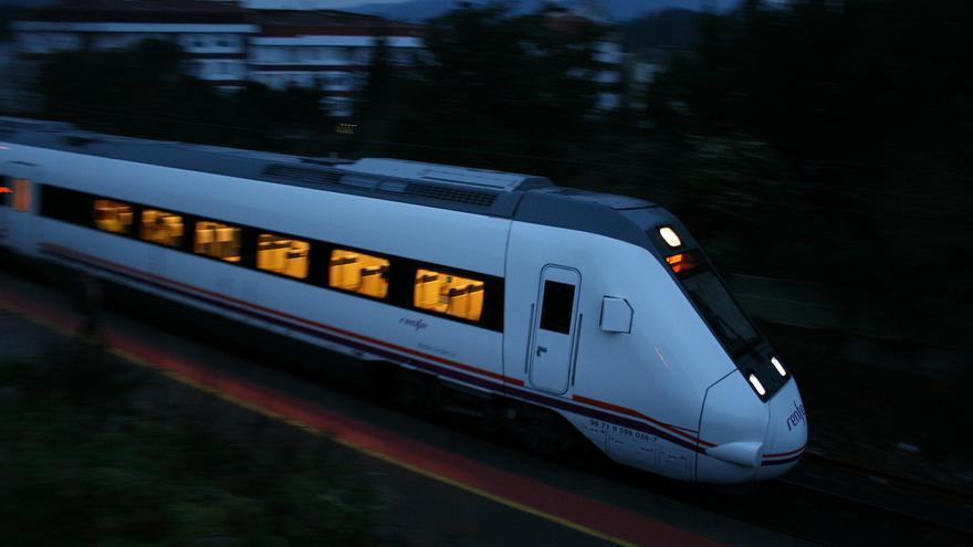 Alta velocidad en los trenes españoles
