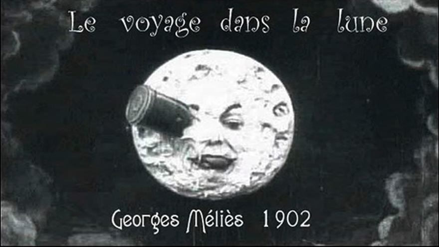 'Viaje a la luna' de Georges Méliès