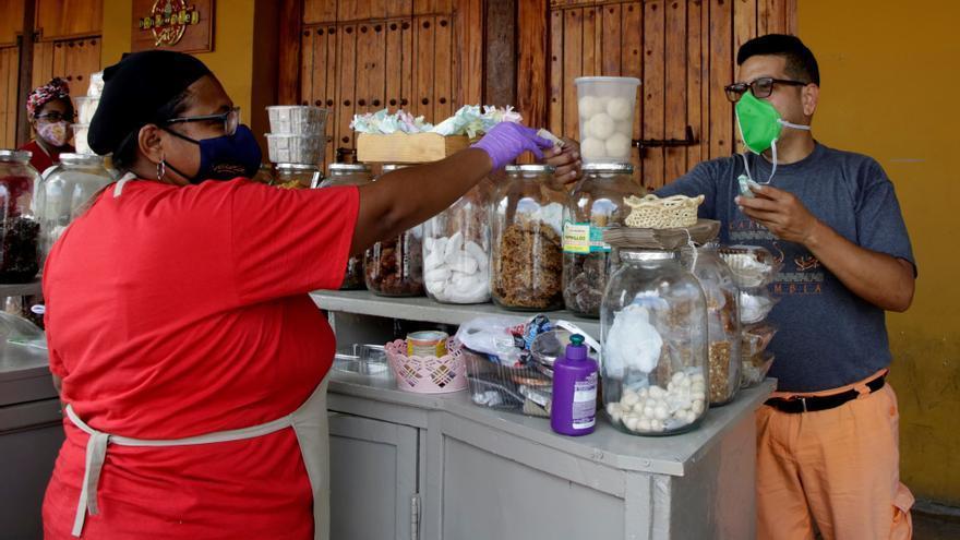 La agridulce reapertura del Portal de los Dulces de Cartagena de Indias