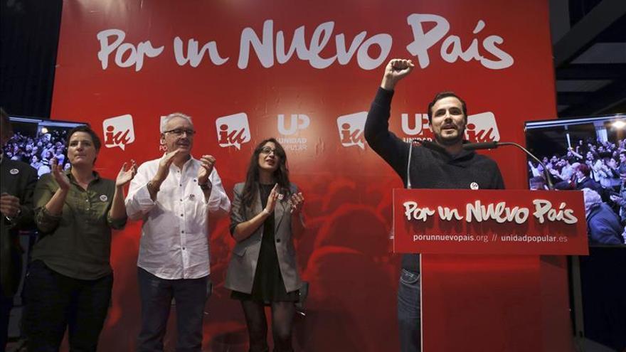 "Garzón quiere que Gamonal sea ""un referente"" contra las políticas de derechas"